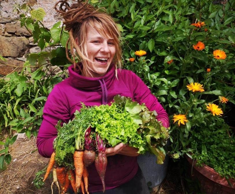 Ekološka zelenjava tržnica