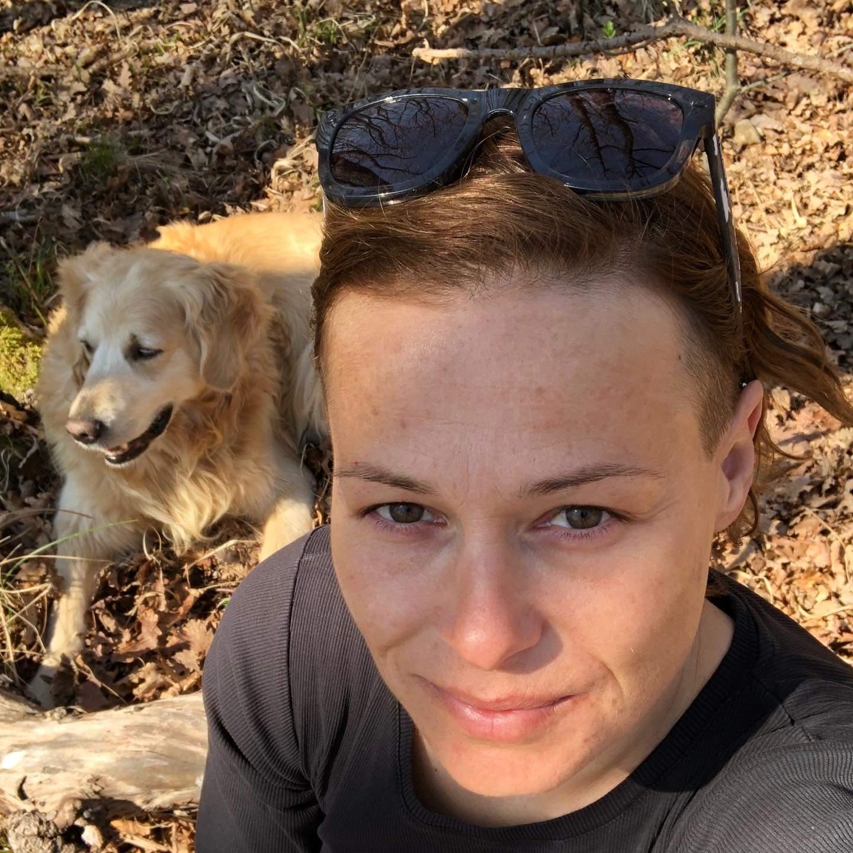 Bojana Kalan Cvetkovič, avtorica bloga Mama brez mame